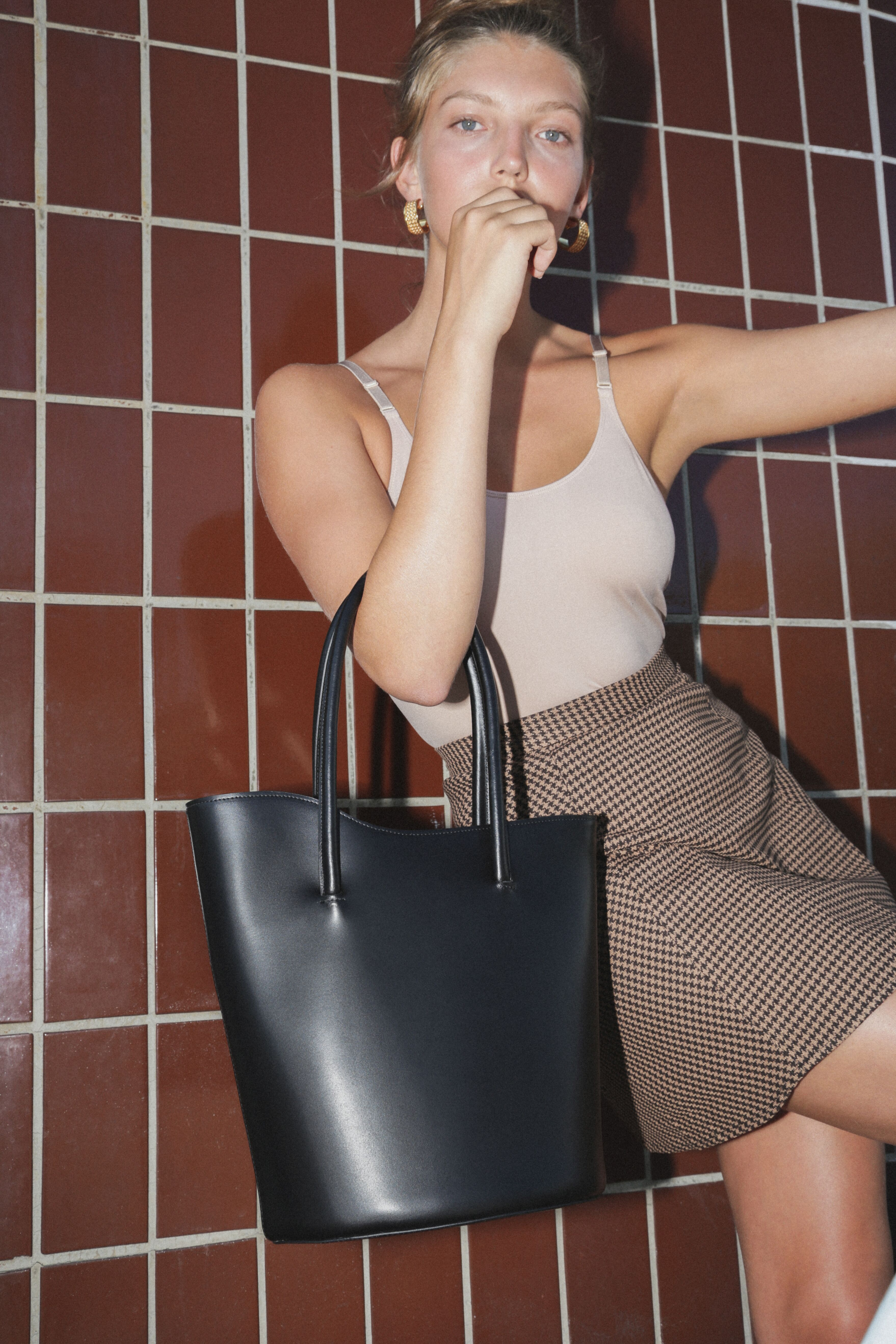 d24820e312 TULIP TOTE SMALL - By Style-All Handbags   Scarpa - The Ultimate  Destination for Shoe Lovers - W19 LITTLE LIFFNER