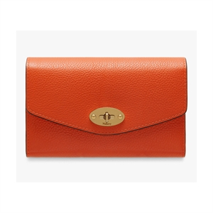 DARLEY WALLET-mulberry - england-Scarpa